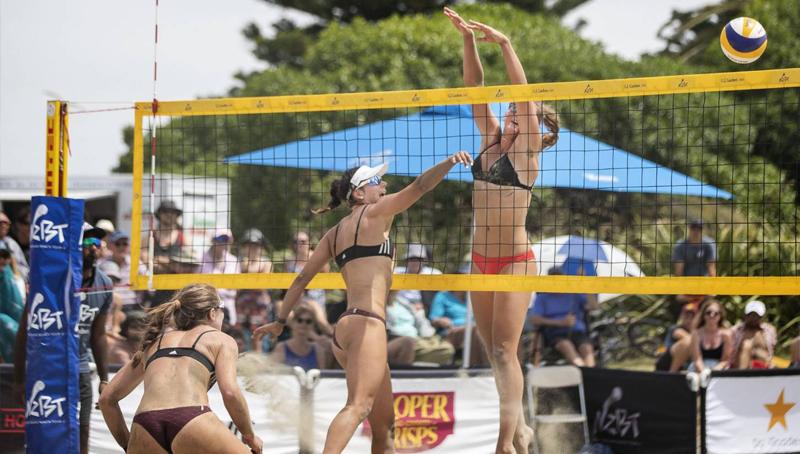 Национален турнир по плажен волейбол U18